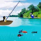 как играть в рыбалка на праздник