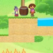 Игры на двоих для девочек бродилки головоломка