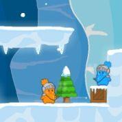 Игры двоих огонь вода побег