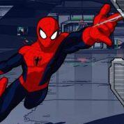 Играть железный паук