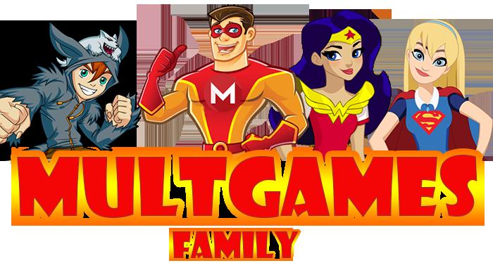 Игры онлайн по мультфильмам от Мульт Семейки